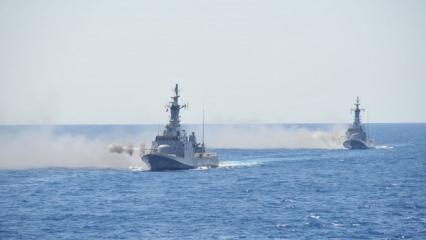 Türkiye'den Doğu Akdeniz'de 2 yeni NAVTEX kararı!