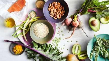 Yağ yakan besinler nelerdir? Sağlıklı ve kalıcı kilo vermeyi sağlayan kürler...