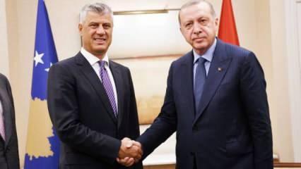 Türkiye'nin tepkisi sonrası Kosova'dan açıklama: Erdoğan'la konuştum! İlişkimizi zedelemeyecek