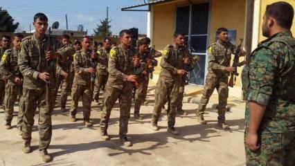 ABD'den YPG'ye Türkiye talimatı: O bayrakları kullanmayın