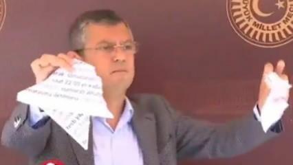 CHP'de artan pozitif vakalar Özgür Özel'in terbiyesizliğini akıllara getirdi!
