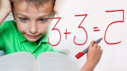 Disleksi nedir, nasıl anlaşılır? Okuma bozukluğu nasıl düzeltilir? Disleksi nedenleri...