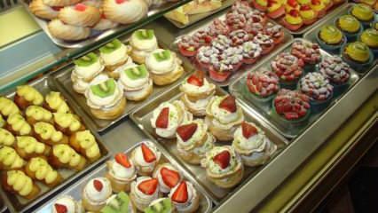 Dolci nedir ve dolci ne anlama geliyor? İtalyan dolcinin anlamı