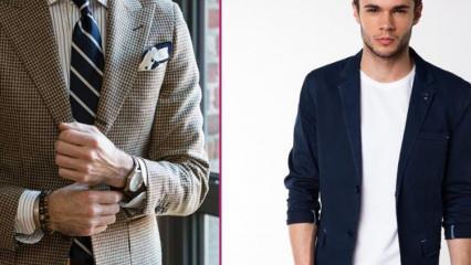 Erkek blazer ceket modelleri 2020