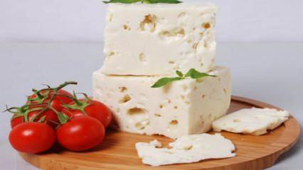 Ezine peyniri nasıl seçilir? Uzmanından açıklama!