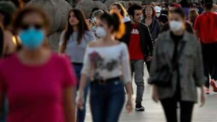 İspanya'da korkunç koronavirüs vaka sayısı!