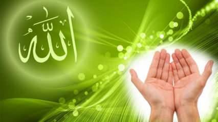 Kuranda gerçek İsmi azam duası nedir? Etkili dilek duası İsmi Azam Arapça okunuşu