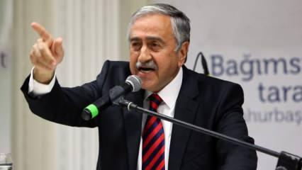 Mustafa Akıncı'dan tartışma yaratacak yeni açıklama