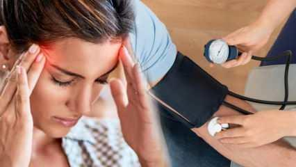 Ortostatik hipotansiyon (Düşük Tansiyon) nedir? Ortostatik hipotansiyon belirtileri nelerdir?