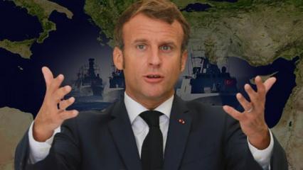 Saldırganlığın en büyük sebebi ortaya çıktı! Macron'un Türkiye hayali ifşa oldu