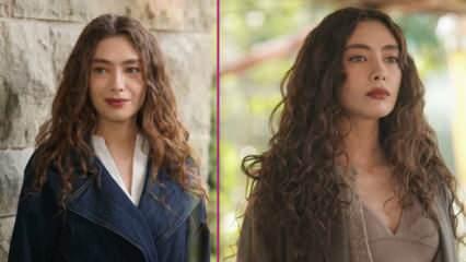 Sefirin Kızı dizisinin Nare'si Neslihan Atagül'ün dizi kıyafetleri