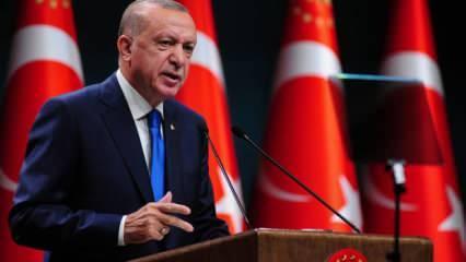 Son dakika: Başkan Erdoğan'dan Türkiye karşısında dikilenleri titreten mesaj!