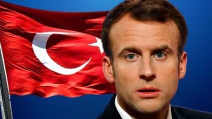 Son dakika haberi: Türkiye'den Macron'a tarihi rest! Türkiye'yi tehdit etmişti