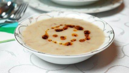Tandır çorbası nasıl yapılır? Afyon'un meşhur tandır çorbası tarifi