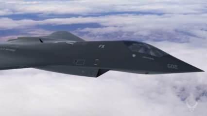 Dünyadan gizli uçak üretildi! İlk uçuşunu yaptı! Elon Musk iddiası