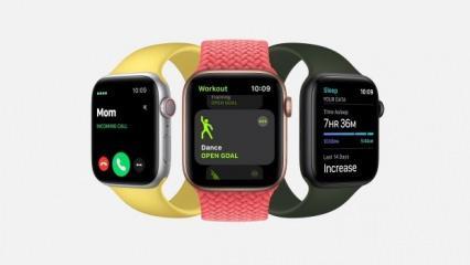 Apple'dan uygun fiyatlı ve şık akıllı saat: Apple Watch SE