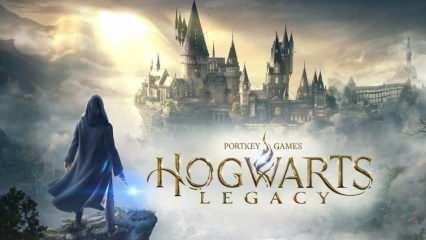 Beklenen oyun geldi! Harry Potter dünyasında geçen Hogwarts Legacy oyununun fragmanı yayınlandı