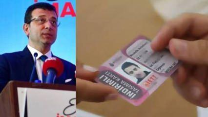 CHP'li İBB yönetimi gözünü indirimli İstanbul kartlara dikti! Öğrencilere kötü haber