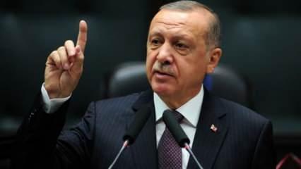 Erdoğan'dan AK Parti'ye '1 milyon' talimatı: Ben de katılacağım
