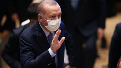Erdoğan talimatı verdi: Bir an önce başlasın!