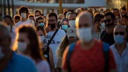 Koronavirüste alarm durumuna geçildi! Ankara için iyi, İstanbul için kötü haber