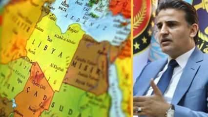 Türkiye'den Libya'da yeni hamle! Libya Savunma Bakanı açıkladı