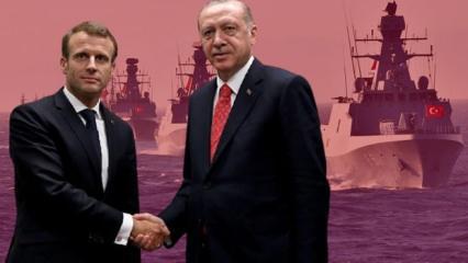Macron Türkçe tweet atıp Türkiye'ye açık mesaj gönderdi! 'Bir şey anladıysam BAE'li olayım'