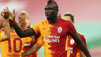 Mbaye Diagne Belçika'da gündem oldu!