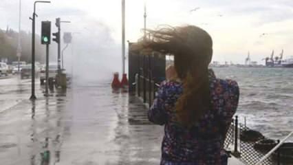 Meteoroloji'den peş peşe önemli uyarılar! Kuvvetli geliyor