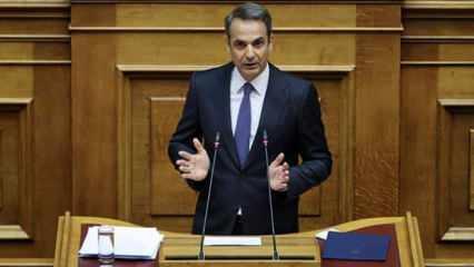 Miçotakis'ten Türkiye'ye tehdit: Sonuçlarına katlanırlar