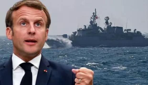 Fransa'nın 'Türk savaş gemisi bizi taciz etti' iddiası NATO'dan döndü