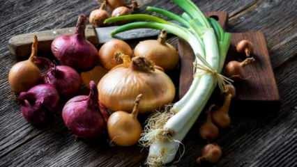 Soğan ve sarımsağın faydaları nelerdir? 21 günde vücudu temizleyen soğan ve sarımsak kürü...