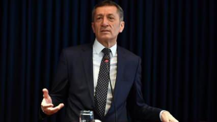 Son dakika:  Milli Eğitim Bakanı Selçuk'tan 'yüz yüze eğitim' açıklaması