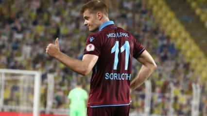 Sörloth transferinde anlaşma: 24 milyon euro