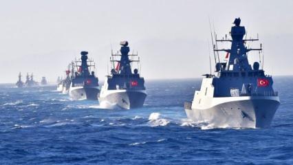 Türkiye'den Mısır'a Doğu Akdeniz teklifi! 3 Kıbrıs Adası büyüklüğünde pay
