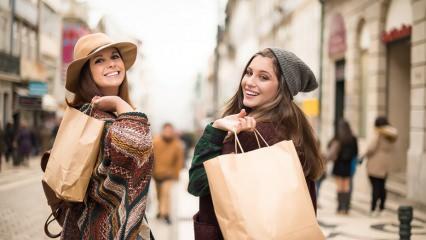 Uzmanların önerileriyle sonbaharda alışveriş tüyoları