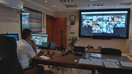 Aselsan imzalı! Yerli video konferans uygulaması ilk sınavdan geçti