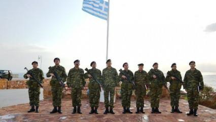 Yunanistan'ın Ege'de en çok silahlandırdığı 5 stratejik ada belli oldu