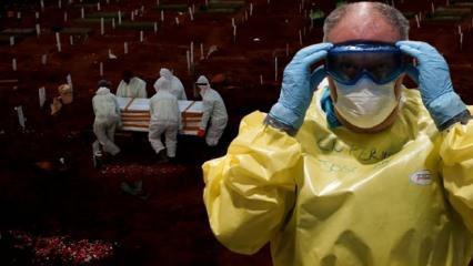 26 Eylül dünyada koronavirüs tablosu