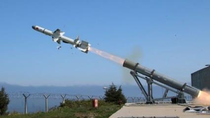 Yenisi geliyor! Atmaca Seyir Füzesi karadan atılan füzeleri de imha edecek