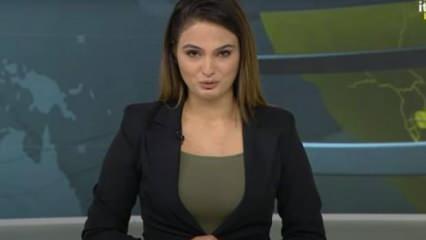Azerbaycanlı spiker 6 köy kurtuldu haberini sunarken ağladı