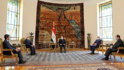 Kirli ittifak Kahire'de toplandı!
