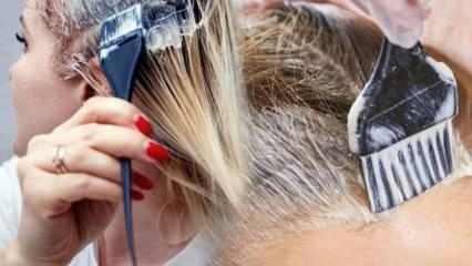 Adetliyken saç boyanır mı? Saç boyatmak gusle mani mi? Cünüp iken saç boyama...