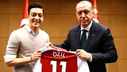 Almanya'dan tarihi Mesut Özil itirafı!