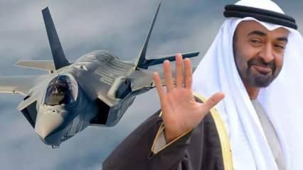 BAE'ye F-35 satılacağı iddialarına dair ABD'den açıklama