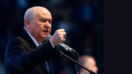 Bahçeli'den son dakika Azerbaycan açıklaması
