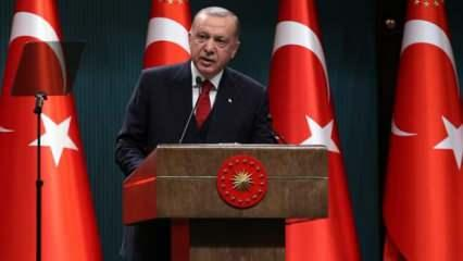Erdoğan'dan art arda kritik görüşmeler!