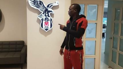 Beşiktaş, Aboubakar ile sözleşme imzaladı