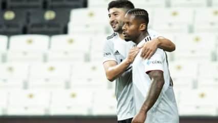 Beşiktaş'ın kadrosunda 4 eksik var!
