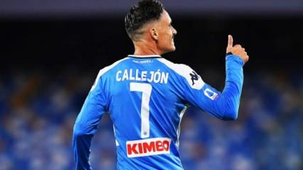 Beşiktaş'tan Jose Callejon sürprizi!